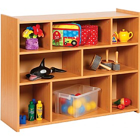 Budget Range Large Display Unit £0 - Education Furniture