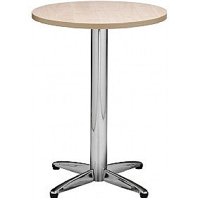 Cuba Small Round Bistro Table £255 - Bistro Furniture