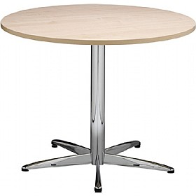 Cuba Large Round Bistro Table £280 - Bistro Furniture