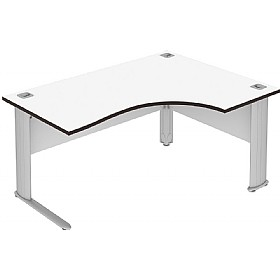 Elite Optima Plus Ergonomic Desks £501 - Office Desks