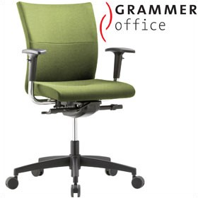 Grammer Office Extra Textile Mesh Task Chair £346 - Office Chairs