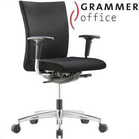 Grammer Office Extra Leather Task Chair £331 - Office Chairs