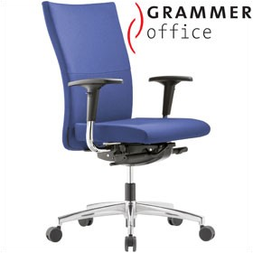Grammer Office Extra Fabric High Back Task Chair £344 - Office Chairs