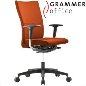 Grammer Office Extra Microfibre High Back Task Chair £352 - Office Chairs