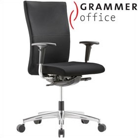 Grammer Office Extra Leather High Back Task Chair £344 - Office Chairs
