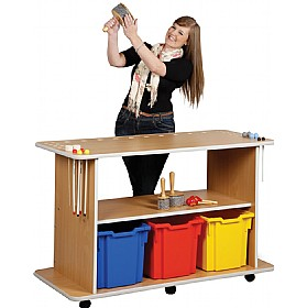 Musical Instruments Trolley £0 - Education Furniture