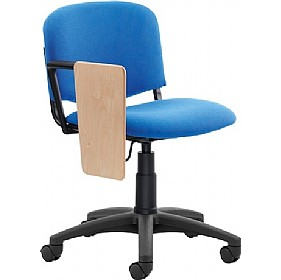 Study Swivel Writing Tablet Chair £163 - Education Furniture