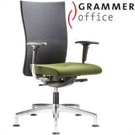 Grammer Office Extra Mesh High Back Swivel Conference Chair £395 - Office Chairs