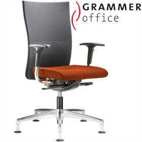 Grammer Office Extra Mesh & Microfibre High Back Swivel Conference Chair £408 - Office Chairs