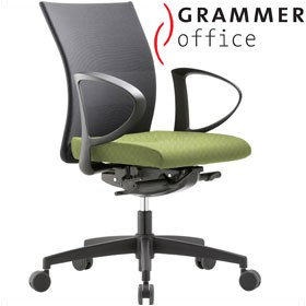 Grammer Office Extra Mesh Task Chair £329 - Office Chairs
