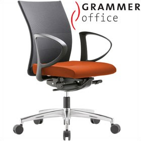 Grammer Office Extra Mesh & Microfibre Task Chair £322 - Office Chairs