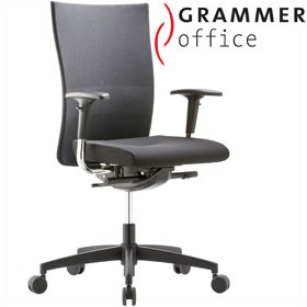 Grammer Office Extra Mesh & Fabric High Back Task Chair £297 - Office Chairs