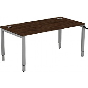 Presence Height Adjustable Rectangular Desks £780 - Office Desks