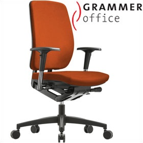 Grammer Office GLOBEline High Back Microfibre Task Chair £311 - Office Chairs