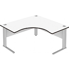 Elite Optima Plus Universal Ergonomic Desks £639 - Office Desks