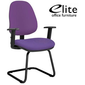 Elite Team Plus High Back Meeting Chair £134 - Office Chairs