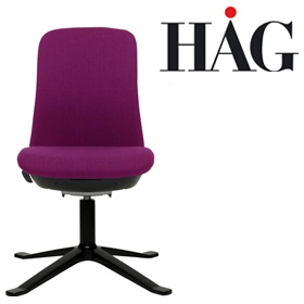 HAG SoFi 7212 Communication Chair £483 - Office Chairs