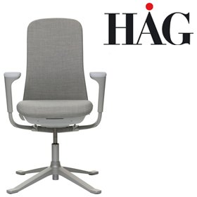 HAG SoFi 7322 Communication Chair £490 - Office Chairs