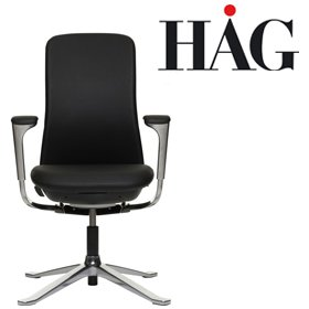 HAG SoFi 7342 Communication Chair £543 - Office Chairs
