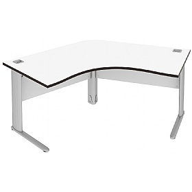 Elite Optima Plus 120 Degree Desks £457 - Office Desks