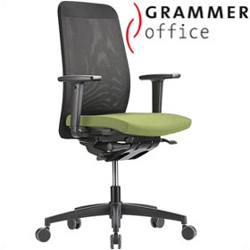 office globeline high back mesh task chair mesh chairs 300