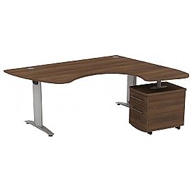 Protocol Ergonomic Combination iBeam Desks £715 - Office Desks