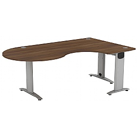 Protocol Conference Ergonomic iBeam Desks £541 - Office Desks