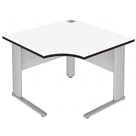 Elite Optima Plus Linking Desks £420 - Office Desks