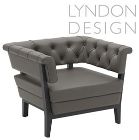 Lyndon Design Arlington Armchair £1131 - Reception Furniture