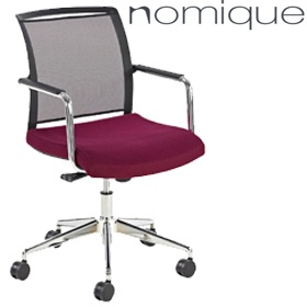 Colletta Mesh Back Swivel Chair £267 - Office Chairs