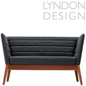 Lyndon Design Callisto Sofas £1094 - Reception Furniture