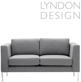 Lyndon Design Clarence Compact Sofa £1342 - Reception Furniture