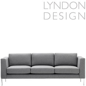 Lyndon Design Clarence Large Sofa £1646 - Reception Furniture