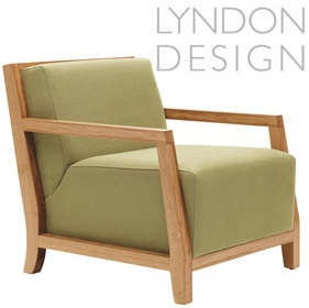 Lyndon Design Edgar Armchair £875 - Reception Furniture