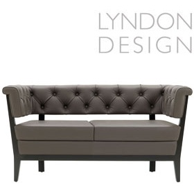 Lyndon Design Arlington 2 Seater Sofa £1635 - Reception Furniture