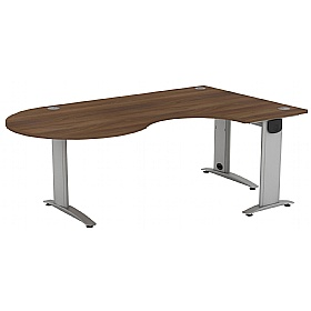 Protocol Conference Ergonomic Beam Desks £541 - Office Desks