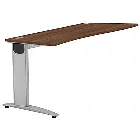Protocol Wave Beam Desk Extension £202 - Office Desks
