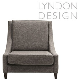 Lyndon Design Vernon Armchair £898 - Reception Furniture