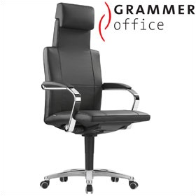 Grammer Office Leo II Leather Executive Chair £651 - Office Chairs