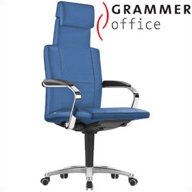 Grammer Office Leo II Microfibre Executive Chair £680 - Office Chairs