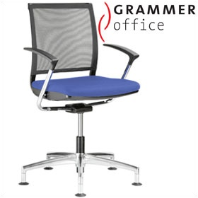 Grammer Office SAIL Mesh & Fabric Premium Conference Chair £355 - Office Chairs