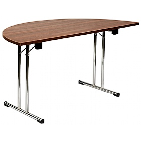 Traction Semi-Circular Folding Tables £219 - Meeting Room Furniture