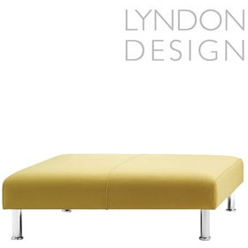 Lyndon Design Teal Table £545 - Reception Furniture
