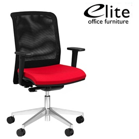 Elite Merge Mesh Back Task Chair £283 - Office Chairs