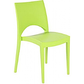 Meyer Polypropylene Chair £30 - Bistro Furniture