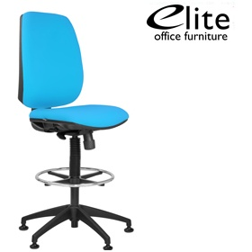Elite Worx Draughtsman Chair £257 - Office Chairs