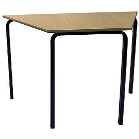 Scholar Crush Bent Trapezoidal Tables £42 - Education Furniture