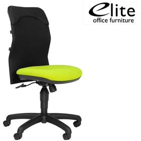 Elite M-Chair Mesh Back Operator Chair £184 - Office Chairs