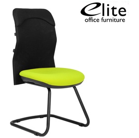 Elite M-Chair Mesh Back Meeting Chair £177 - Office Chairs