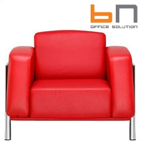BN Classic Luxury Leather Armchair £1454 - Reception Furniture